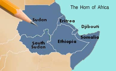 Hornofafrica Awatecom - What is the smallest country in africa