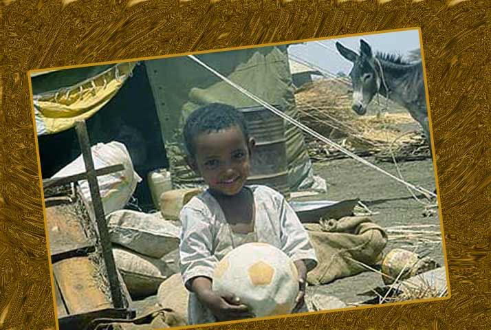 Eritrean Refugees: Fifty Years of Injustice