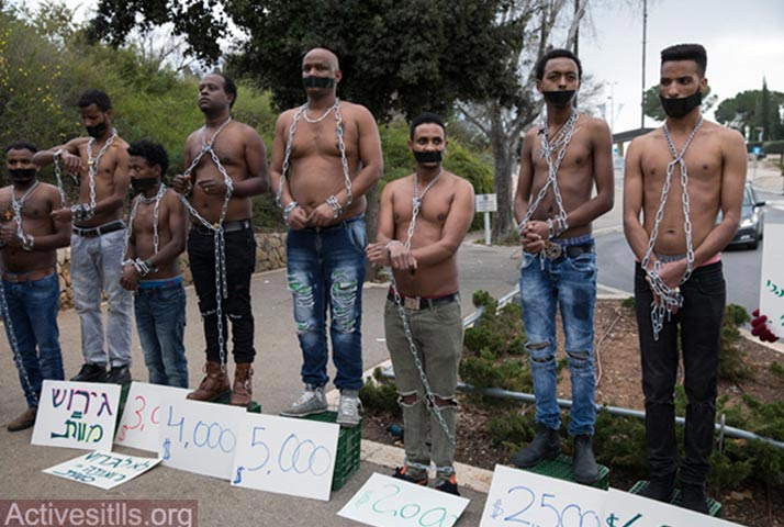 Eritrean Refugees in Israel and Reverse Operation Moses