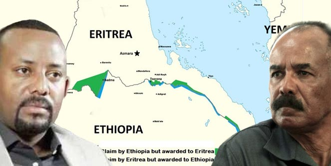 ethiopia reiterates its acceptance of the boundary ruling awate com