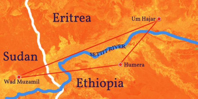 Eritrean-Ethiopian Border Crossing at Um-Hajar Closed