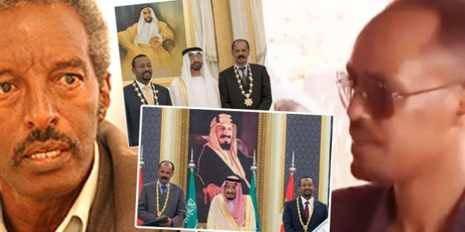 Berhane Becomes the First Casualty of the Jeddah Agreement