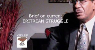 Negarit special: Brief on current Eritrean struggle (2016 clip)