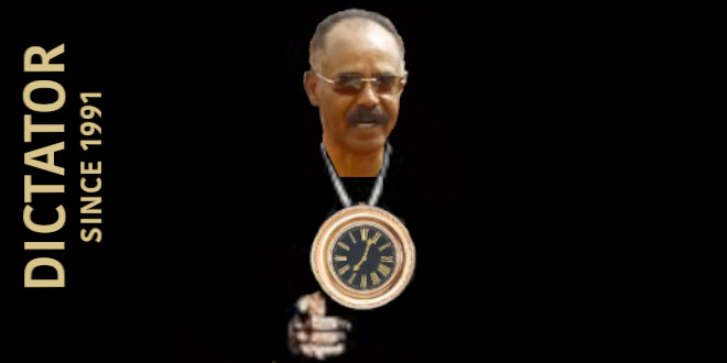 Eritrea: Enduring the Perils of Betrayal and Conspiracy