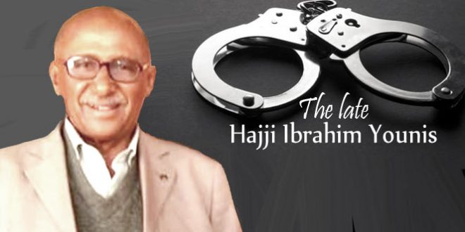 Hajji Ibrahim Younis Dies in Prison in Eritrea
