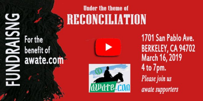 Reconciliation Talk and Fundraising Evening