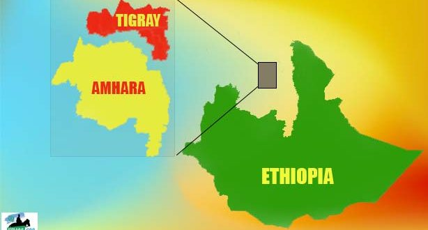 The Two-Pronged Ethiopian Civil War: Propaganda and Bombs